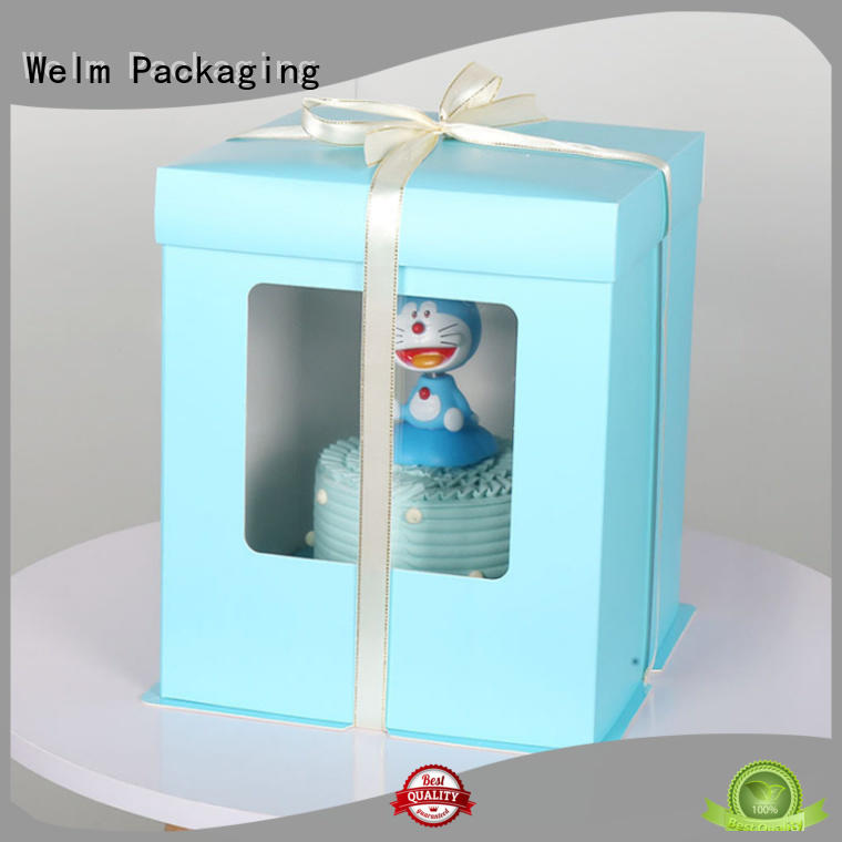Welm carton white food packaging supplier for food