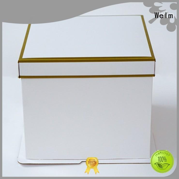 Welm cardboard sleeve food packaging supplier for pet food