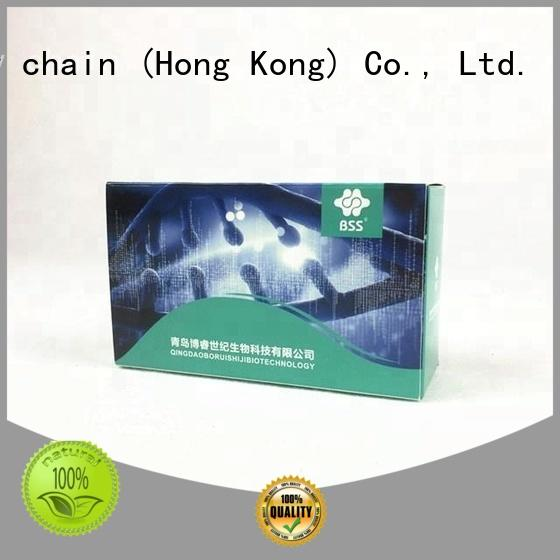 Welm Drug packaging box with reflective material for facial cosmetic