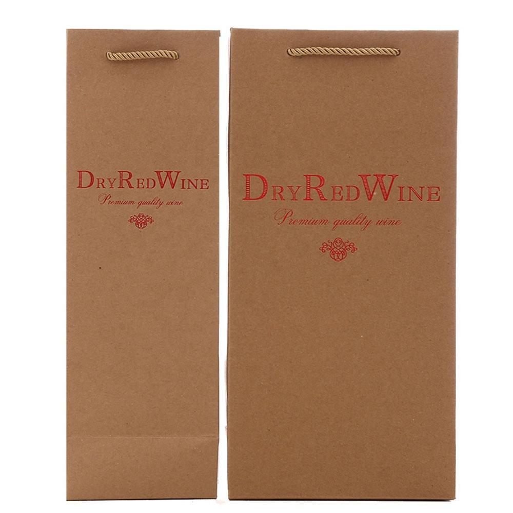 wholesale custom kraft paper bags fruit supply for shopping-2