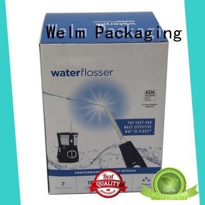shaver electronics packaging design manufacturer for power bank