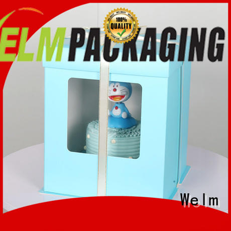 Welm top packaging wholesalers with color printed food grade material for pet food
