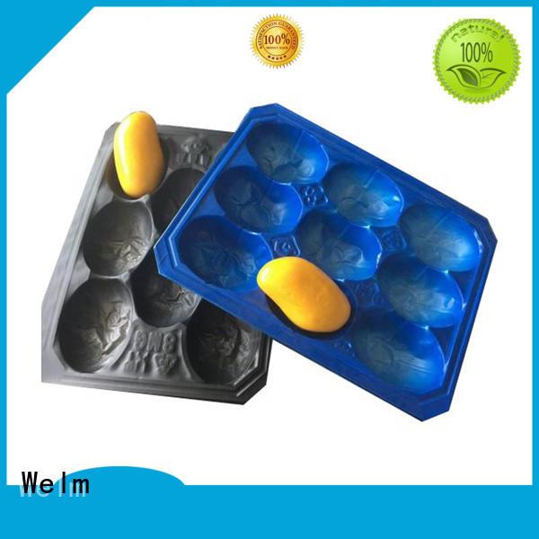 clamshell foil order pack Welm Brand blister pack packaging supplier