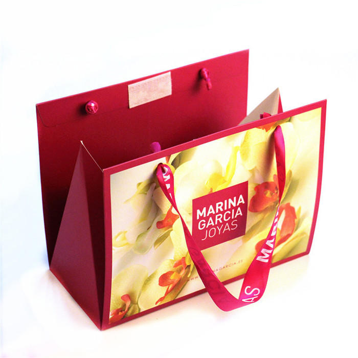 wholesale brown paperbag packing manufacturers for gift shopping-3
