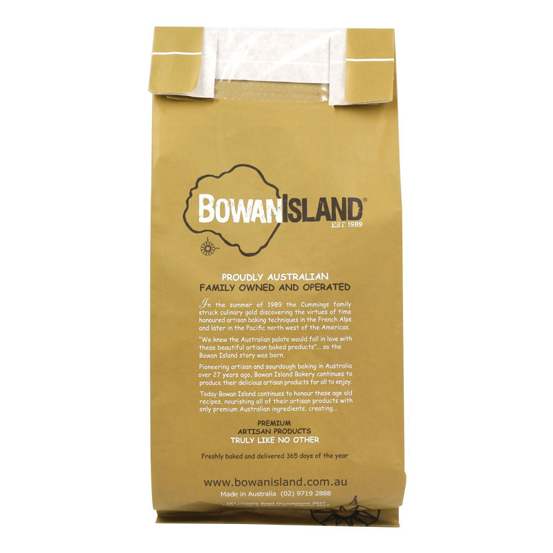 Welm packing brown paper grocery bags for business for sale-3