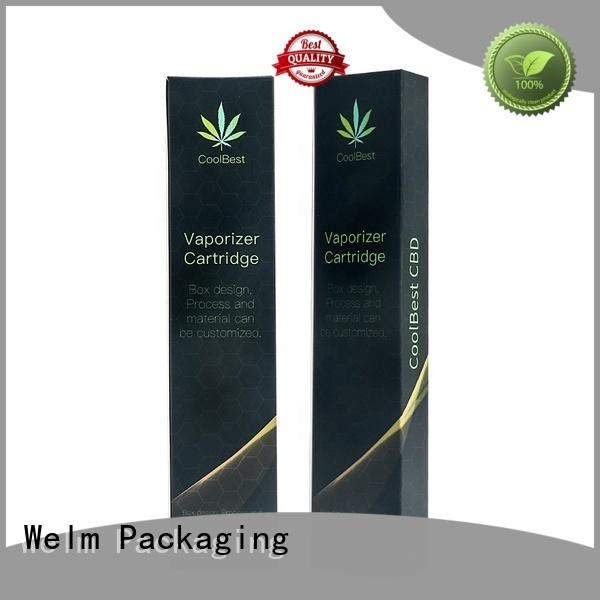 Welm high-quality blister pack medication manufacturer for facial cosmetic