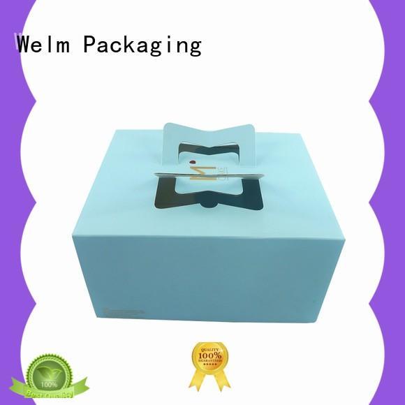 Welm foodgrade custom packaging supplies for sale