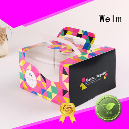 Welm high-quality chocolate box packaging suppliers for gift