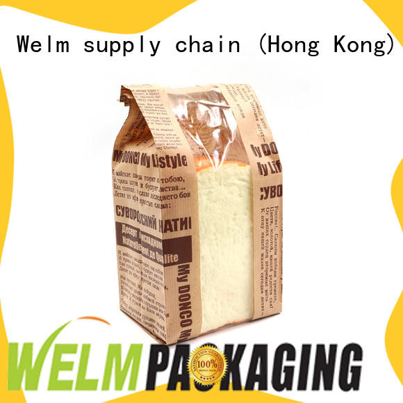 Welm design small paper snack bags supply for sale