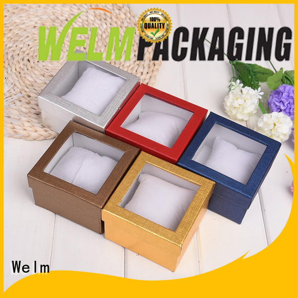 Welm wholesale small gift boxes jewelry private label for dried fruit
