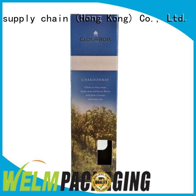 medication packaging supplier for facial cosmetic Welm