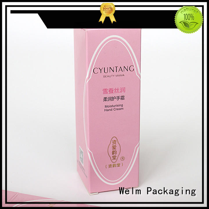 designed Drug packaging box wholesale for sale Welm