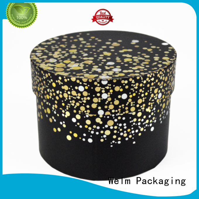 foldable box packaging recycle closure for necklace