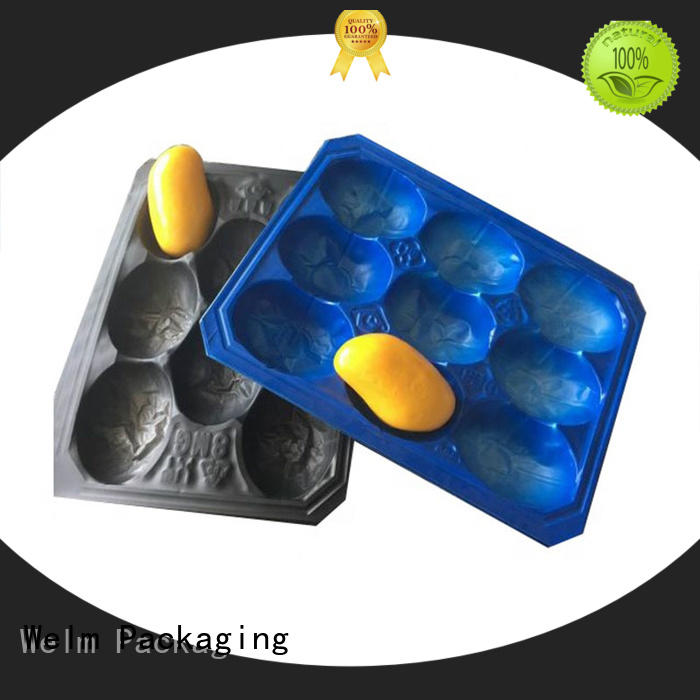 Welm blister packaging suppliers supermarket fruit display for hardware tool