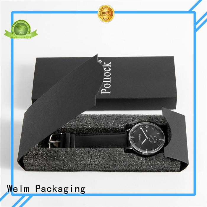 Welm new custom jewelry gift boxes wholesale private label for toy