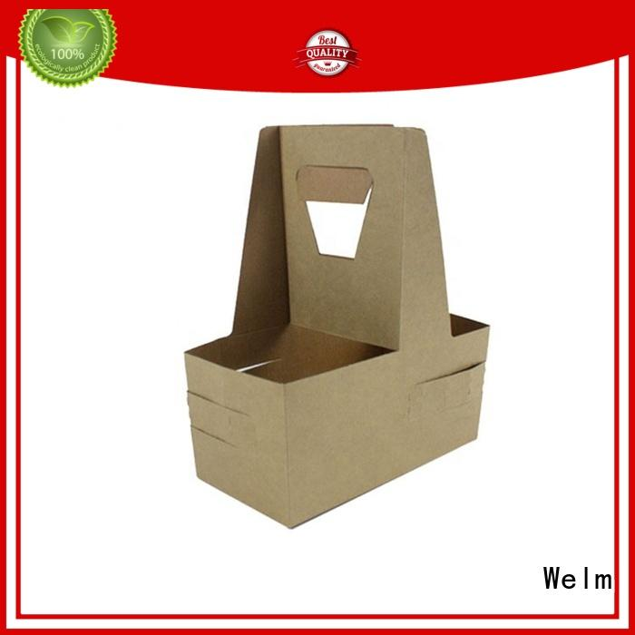 Welm printing insulated packaging boxes suppliers for gift