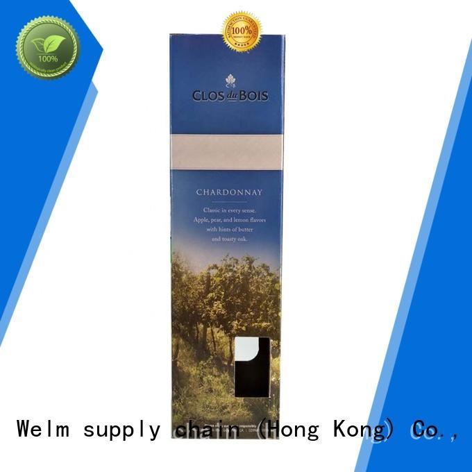 Welm Drug packaging box supplier for sale