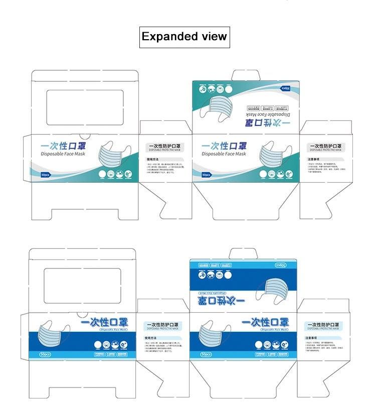 Welm new medical packaging design factory for blood glucose test strips-3