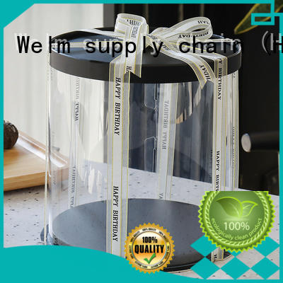Welm ivory sandwich wrap packaging factory for gift