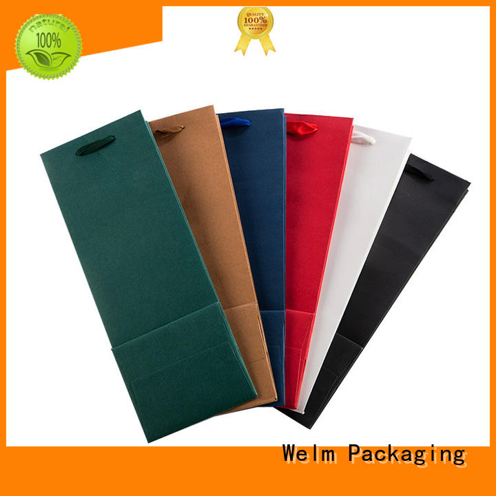 wholesale custom kraft paper bags fruit supply for shopping