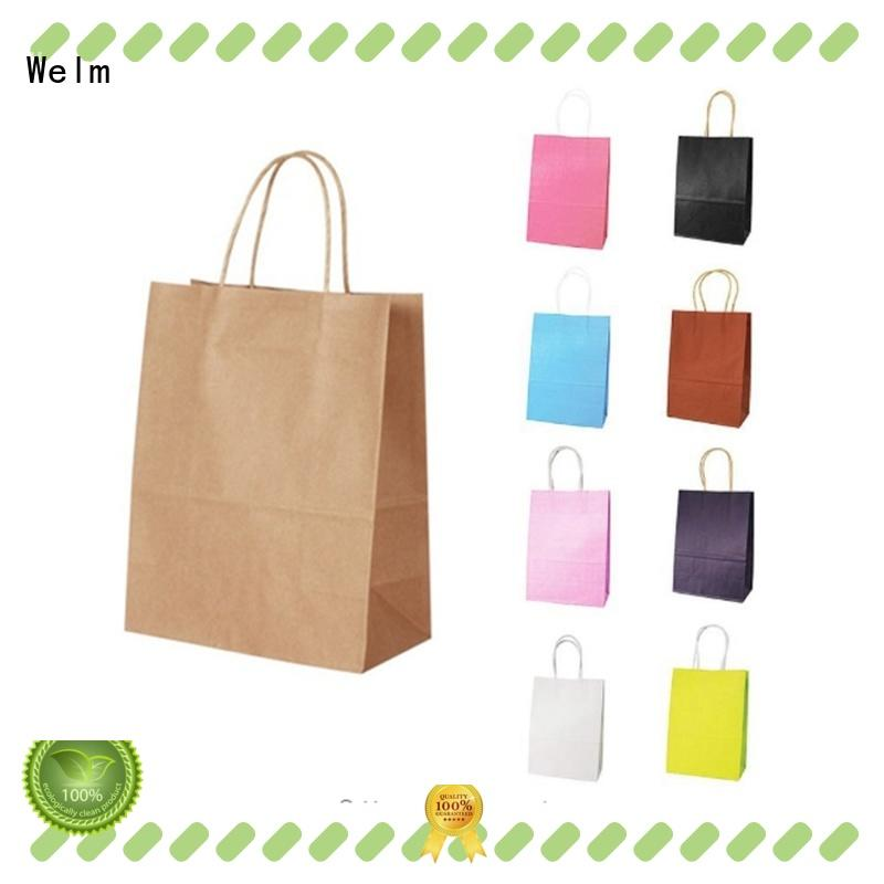 Welm bag paper bags australia food for shopping