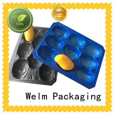 Welm blister packaging manufacturers tray liner for mouse packaging