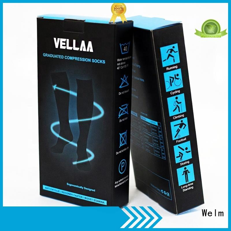 Welm cardboard Drug packaging box manufacturer for facial cosmetic