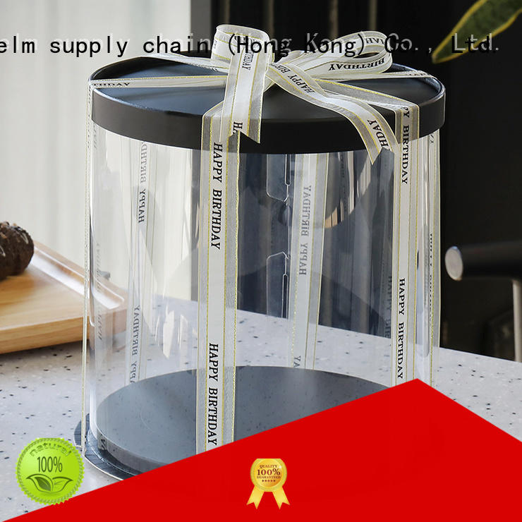 Welm best food parcel packaging factory for gift