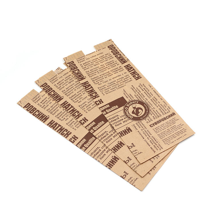 Welm packing brown paper grocery bags for business for sale-2