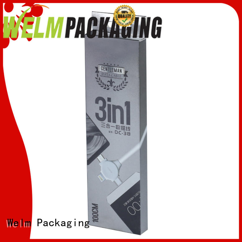 laminate boxes supplier for power bank
