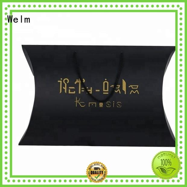 Welm foldable gift boxes wholesale jewelry for lip stick