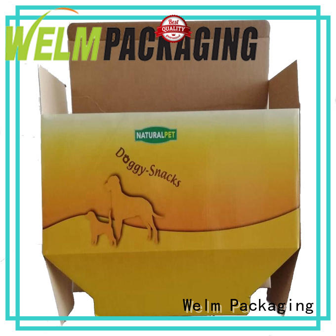 Welm custom pastry packaging supplies factory for sale