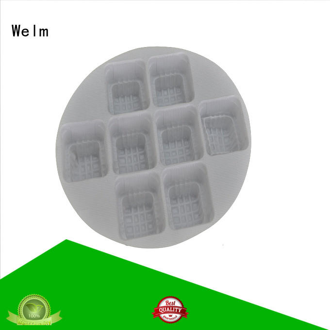 Welm circle medical blister candle mold for mouse packaging