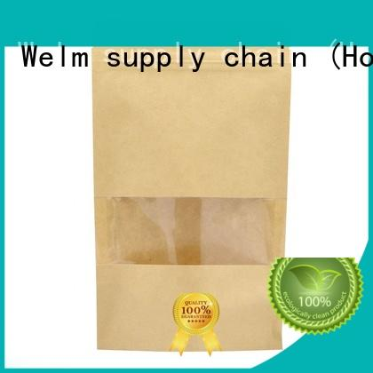 Welm custom packaging popcorn for toy