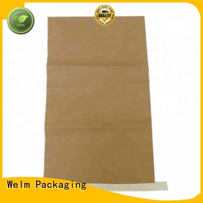 brown custom paper bags food for shopping