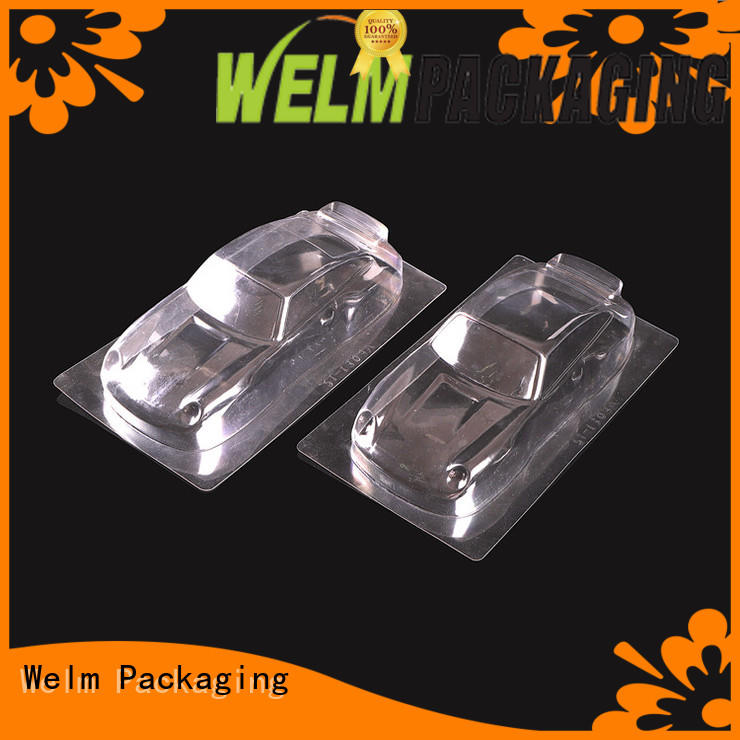 pvc custom blister packaging tray liner for mouse packaging