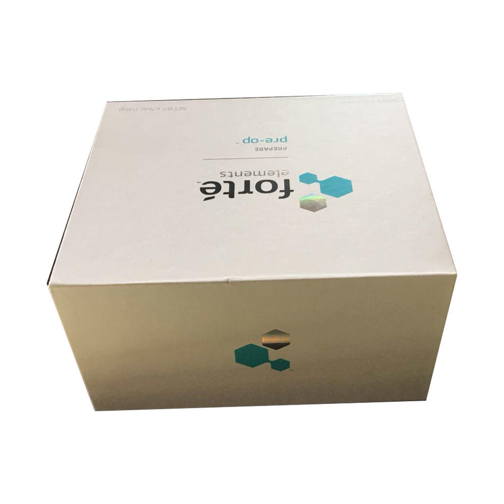 high quality custom packaging with magnetic ribbon for dried fruit