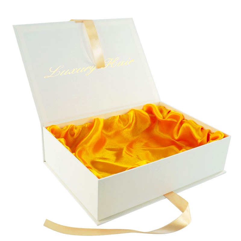Welm luxury magnetic closure gift box logo for gift-8