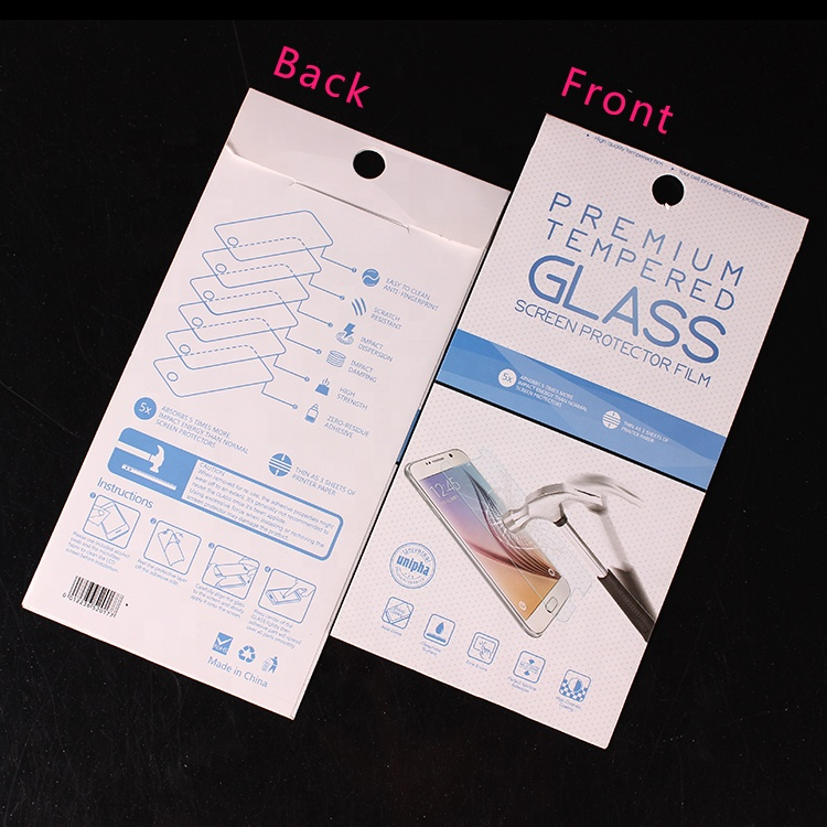 Welm custom cosmetic boxes online for tempered glass packing-5