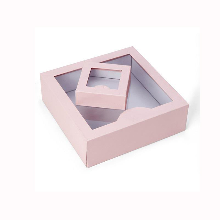 magnetic box packaging pink jewelry for lip stick-1
