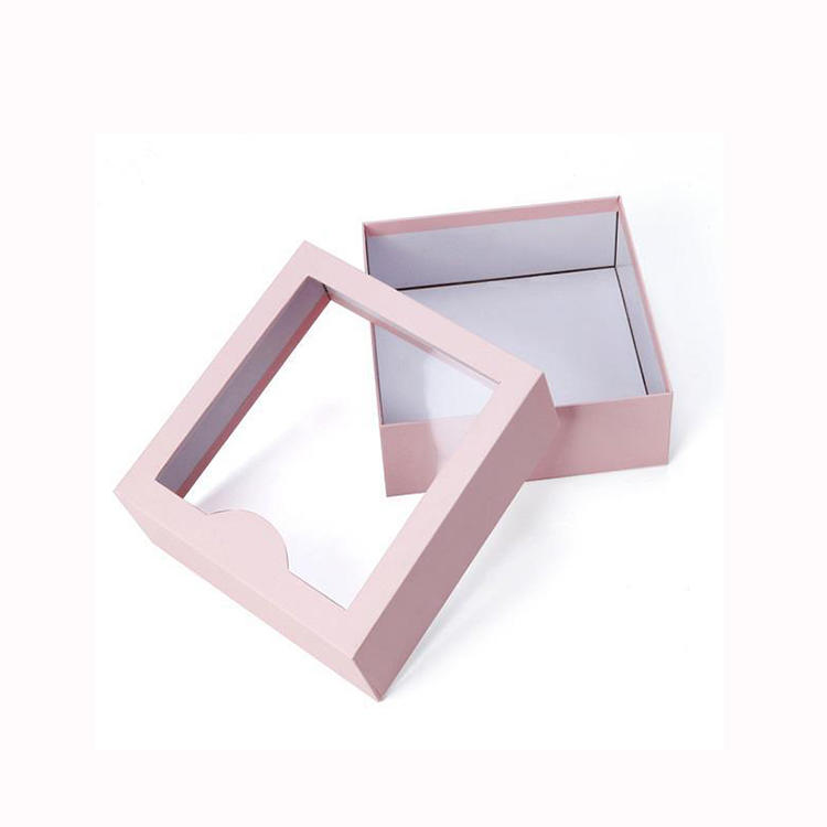 magnetic box packaging pink jewelry for lip stick