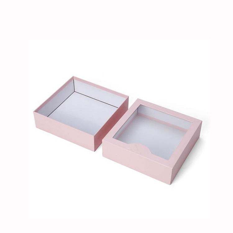 magnetic box packaging pink jewelry for lip stick-3