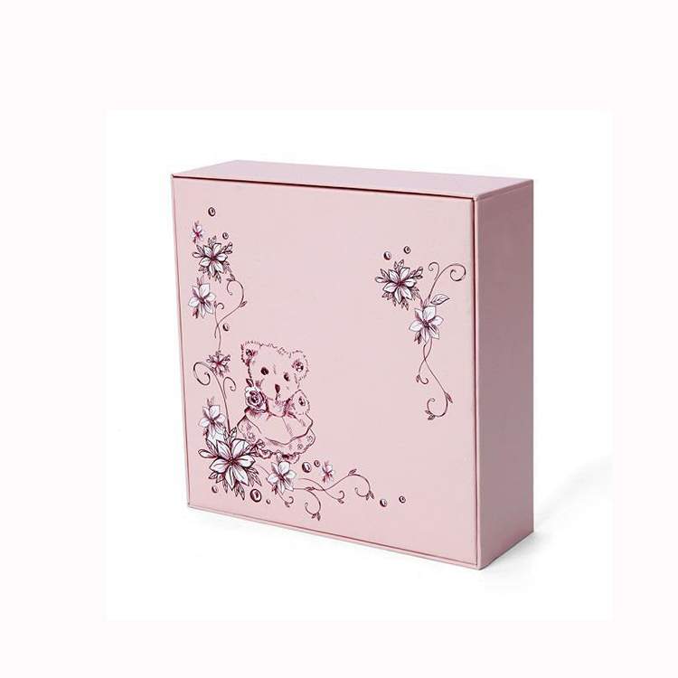 magnetic box packaging pink jewelry for lip stick-7