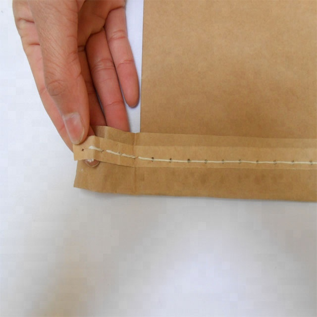 Welm popcorn small white paper sacks food for gift shopping-6