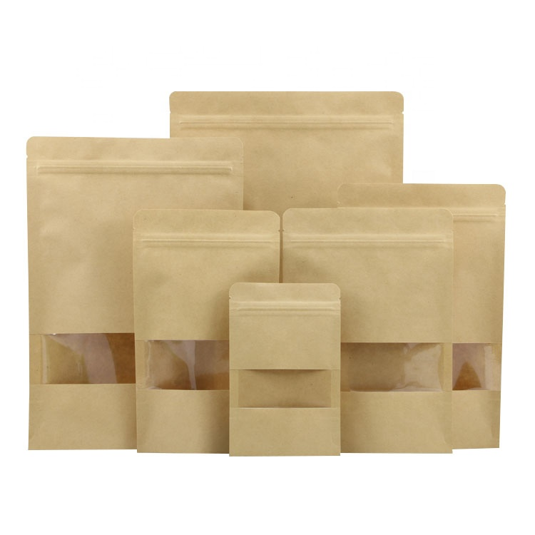 Welm fruit packing printed paper bags with gold logo print for shopping-6