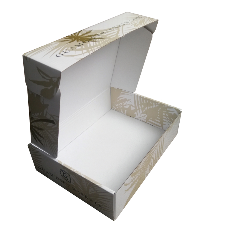 high-quality card box packaging foldable self closure for business pen-5