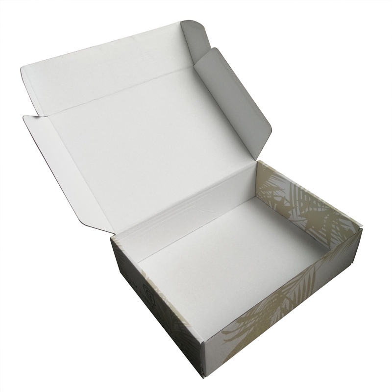 high-quality card box packaging foldable self closure for business pen-8