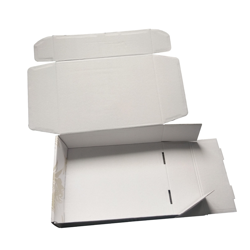 high-quality card box packaging foldable self closure for business pen-9