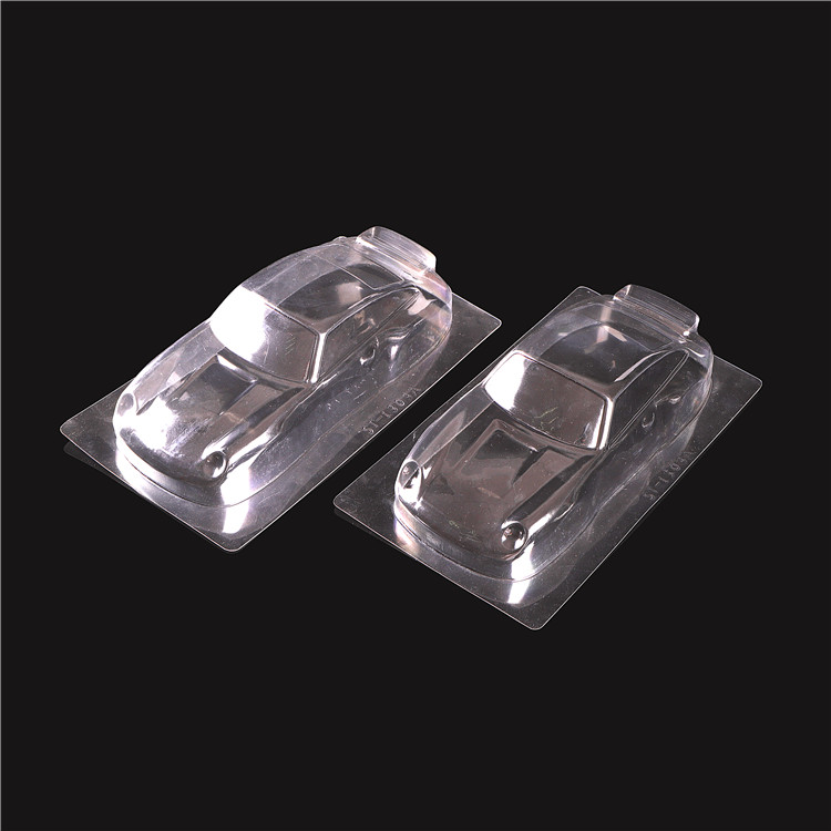 pvc custom blister packaging tray liner for mouse packaging-4