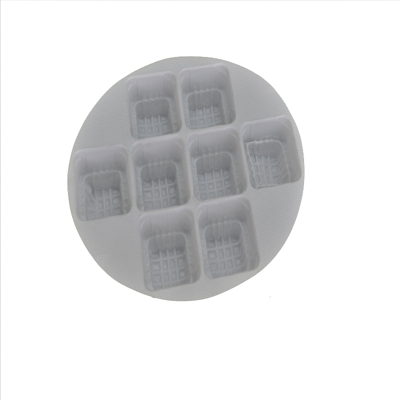 Welm double clamshell clear plastic packaging for business for mouse packaging-1